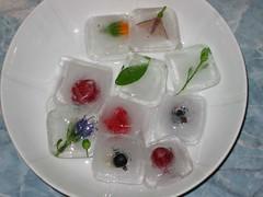 Фруктовый лед