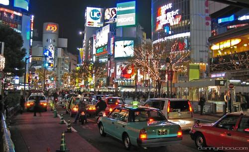 Japan Taxi