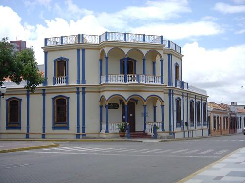 Casa Eustoquio Gómez