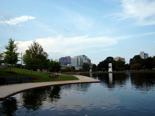 Big Spring Park Huntsville Alabama
