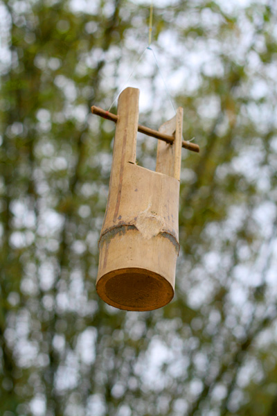 Bamboo-Flask
