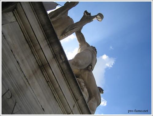 Roma - P.zza del Quirinale