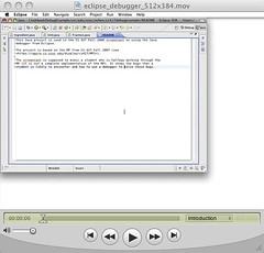 Eclipse Debugger Screencast