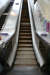 The Last Wooden Escalator - 1