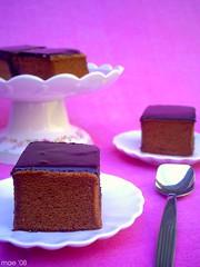 Choco Cotton Cake