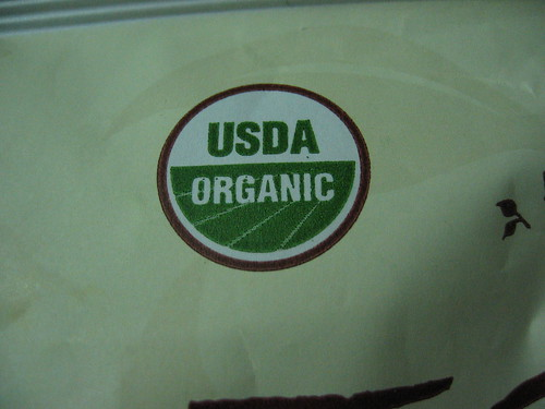 USDA organic potato chips