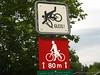 tutti i cartelli per le bici
