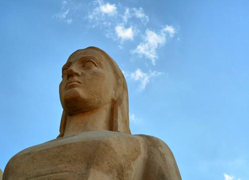 Statuary by Caucas
