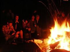5h49 autour du feu