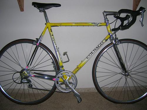 Dating colnago bikes