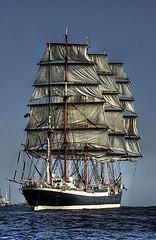 DSC_0083-ts (mary~lou) Tags: sea fletcher boats nikon cornwall d70 ships mary sails falmouth tallships marylou gamewinner 15challengeswinner tallshipscornwallmeet