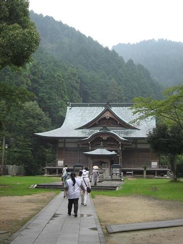 前神寺 本堂(四国) Maegamiji Temple