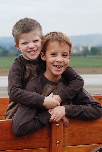brotherly love?
