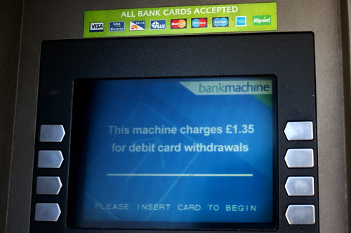Western Road Cash Machines
