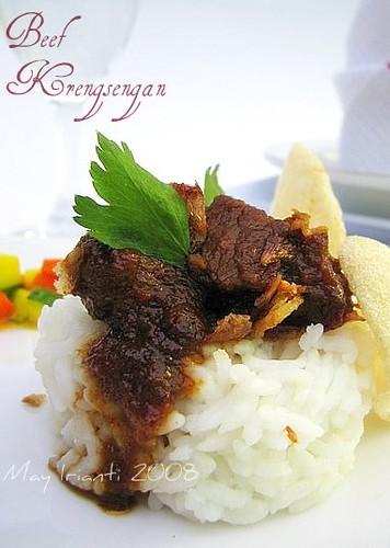 Beef Krengsengan