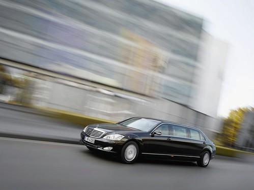 Mercedes-Benz S 600 Pullman Guard pics