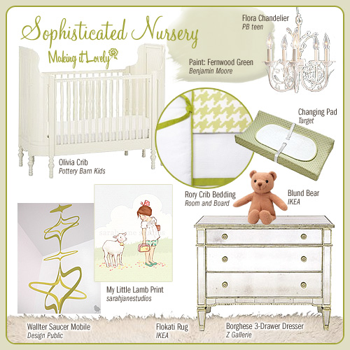 Sophisticated Nursery