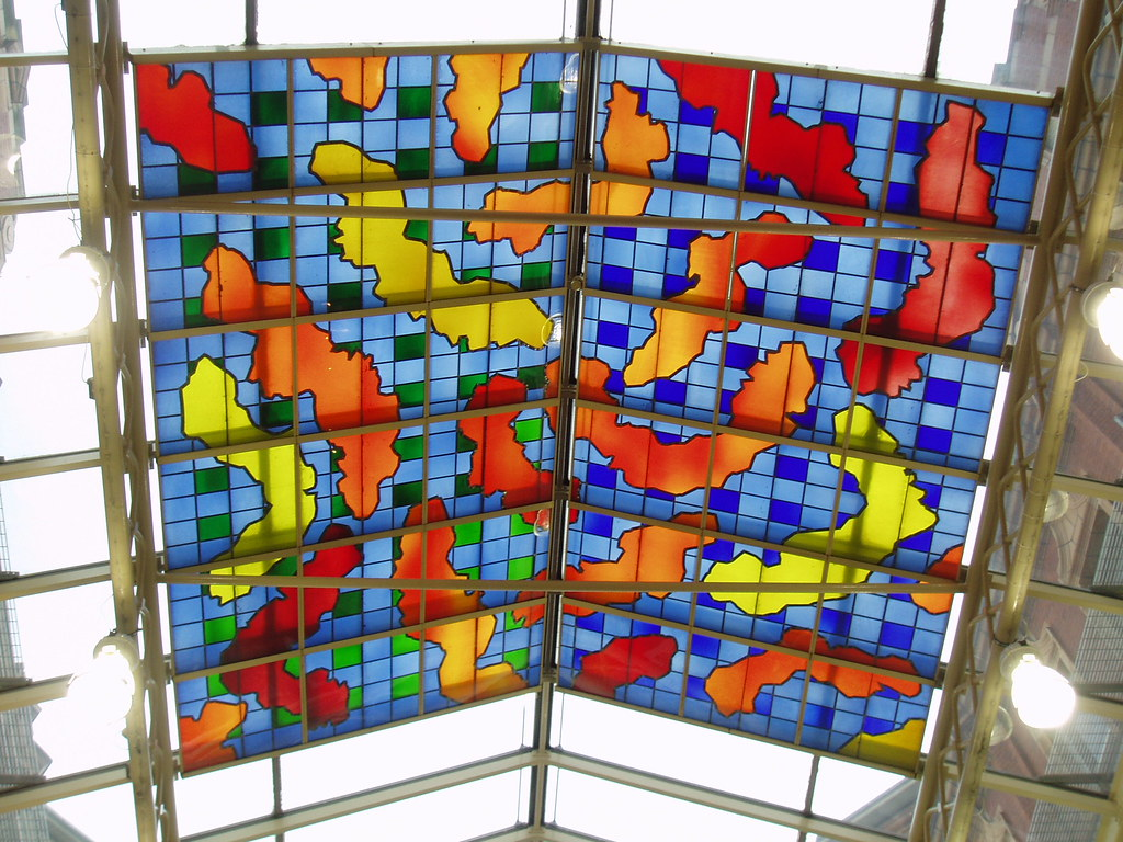 Glazed Canopy, Leeds