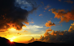 Sunset in Sanjhih,Taiwan (sputnik0083) Tags: sunset wallpaper sky clouds taiwan taipei     flickrsbest aplusphoto