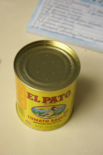 El Pato -- the secret to a spicy meatloaf