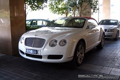 Bentley Continental GTC (98octane) Tags: street car continental australia melbourne convertible exotic spotted gt bentley w12 gtc