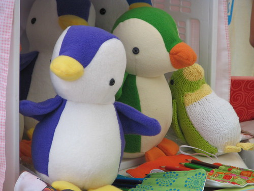 Silver Lining Penguins