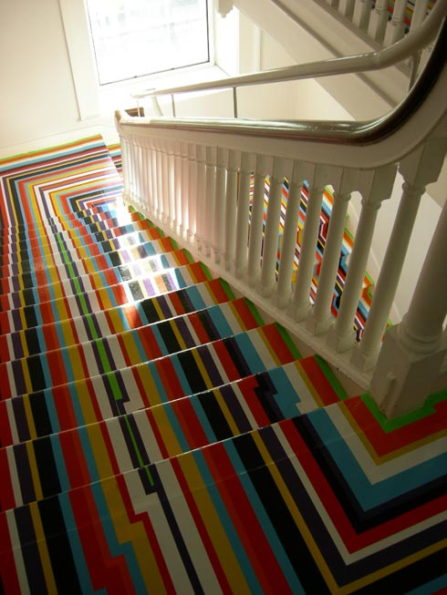 2924247526 0f446151be o How to Make the Stairs the Most Interesting Element of Your Home