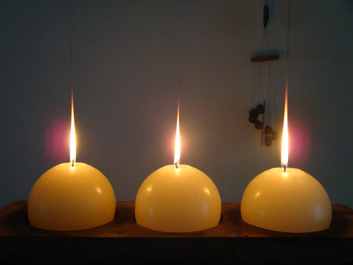 Using Candles In Spanish Style Decorating