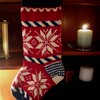 Holiday Flurries Stocking