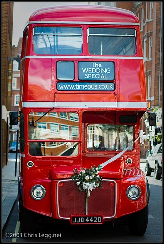The Wedding Bus by you.