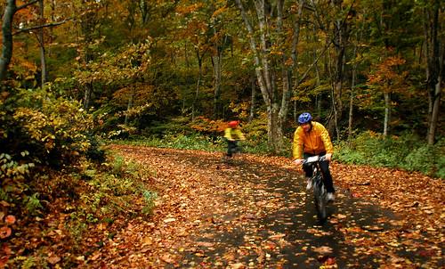 Fall Bike Trip