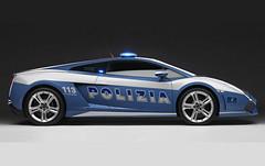 Polizia Lamborghini Gallardo LP560 pictures