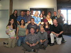 Personal Life Media Show Host Training Group Photo