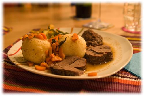 roast venison