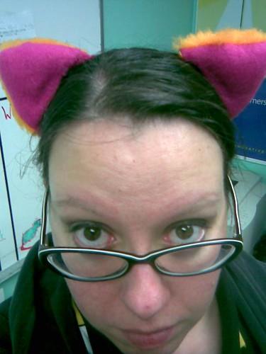work ears