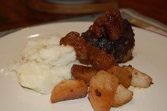 Short ribs with turnips
