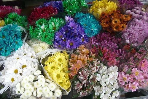 NYC flowery
