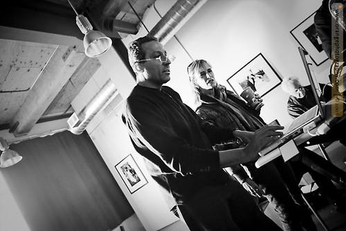 Ed Kashi workshop @ Orange Photography Studios