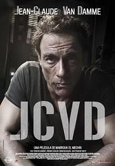 JCVD Poster Jean-Claude Van Damme