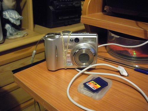 Nikon Coolpix 4200