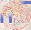 Paraguay stamp (Leeuwtje) Tags: stamp paraguay leeuwtje