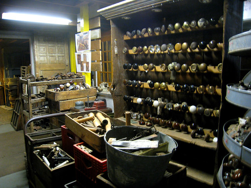 Old House Parts Store