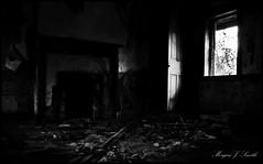 ([morganjoseph]) Tags: light blackandwhite bw art texture abandoned photoshop d50 photography photo nikon explore saturation nikkor desolate abandonment d300 d90 d80 d700