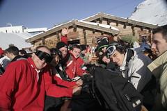 Terrasse (gototravel) Tags: ski france lesdeuxalpes epita dsintgration deìsinteìgration