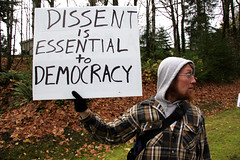 Dissent is Essential to Democracy