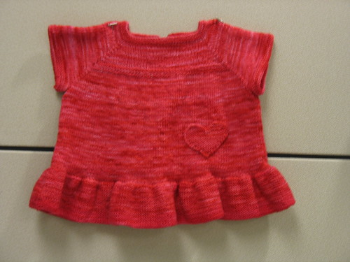 Baby Dress Front
