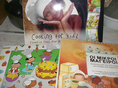 unicef children recipe books
