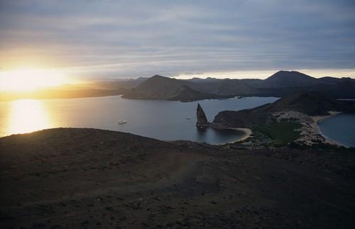 Bartholomew Island, Galapagos by derekkeats.
