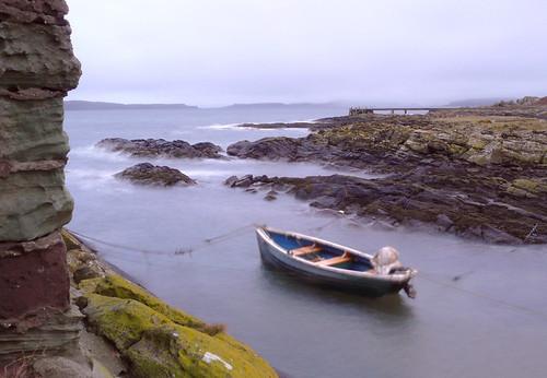 Castle harbour boat26Nov08