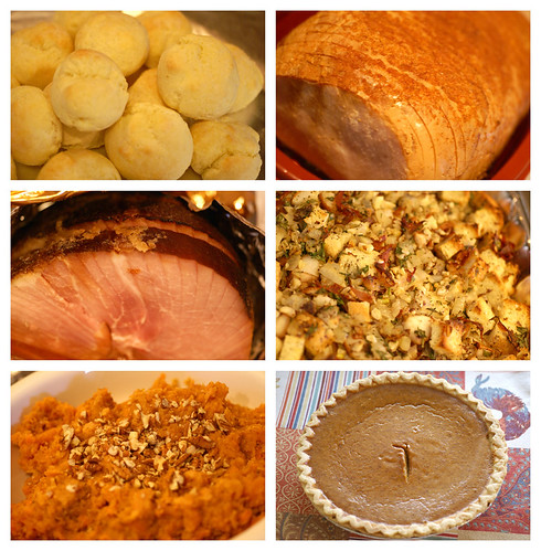 Gluten Free Thanksgiving Recipes